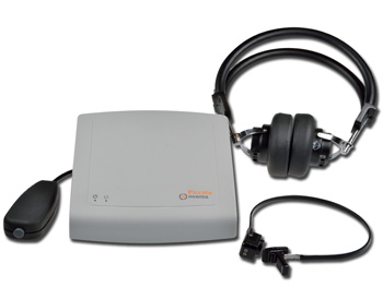 PICCOLO BASIC DIAGNOSTIC AUDIOMETER - air+mask