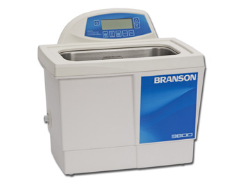 BRANSON 3800 CPXH ULTRASONIC CLEANER 5.7 l