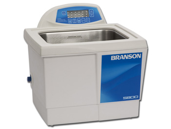 BRANSON 5800 CPXH ULTRASONIC CLEANER 9.5 l