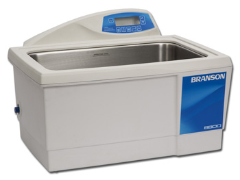 BRANSON 8800 CPXH ULTRASONIC CLEANER 20.8 l